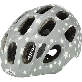 ABUS Youn-I Helmet Barn grey star